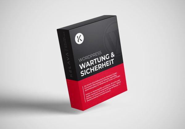 WordPress Wartung & Sicherheit